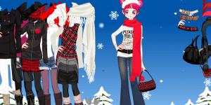 Sue sněhová oblíkačka