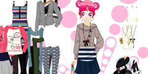 Hra - Sue móda pro dívky