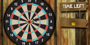 Hra - Šipky online - Dart