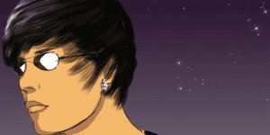 Hra - Justin Bieber oblíkačka 2