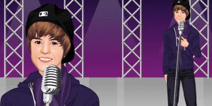 Hra - Justin Bieber na koncertě