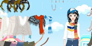 Winter dress 3
