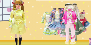Barbie Dress Up 4