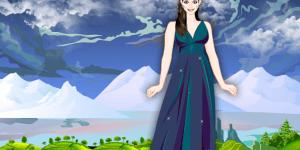 Goddess Dress Up Fun