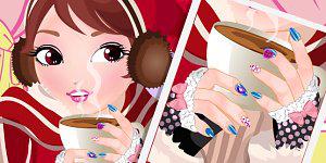 Hra - Sweet Nail