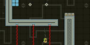 Hra - Super Mega Bot
