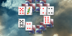 Galactic Odyssey Solitaire