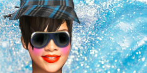 Hra - New Look Of Rihanna