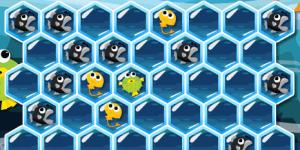 Hra - Aqua Fish Puzzle