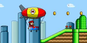 Hra - Mario Zeppelin
