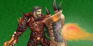 Hra - WoW Warrior