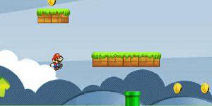 Hra - Mario Zone