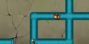 Hra - Plumber Beeny Hamster