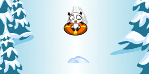 Hra - Sliding Panda