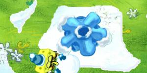 Hra - Spongebob Snowpants