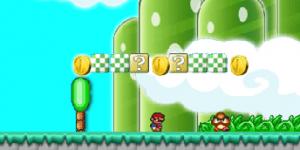 New Mario Flash