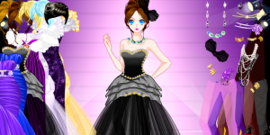 Red Carpet Glamour Prom Dresses