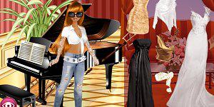 Hra - Beyonce Dress Up