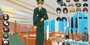 Uniform Labor Dress Up