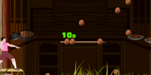 Catch Meatballs Skewers