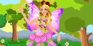 Hra - Fairy Costume Party