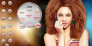 Beyonce Knowles Professional Makeover