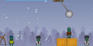 Hra - Zombie Exterminator