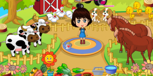 Little Cute Farmer