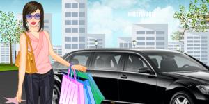 Hollywood Blvd Shopping