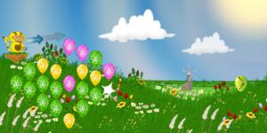 Hra - Bloons 2: Spring Fling
