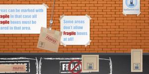Hra - Fragile