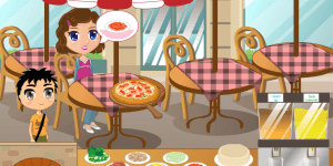 Hra - Main Street Pizza