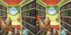 Hra - Smart Owl