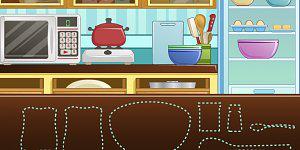 Hra - Rachels Kitchen Grandprix Cake