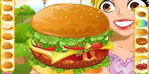 Hra - Cheeseburger Madness