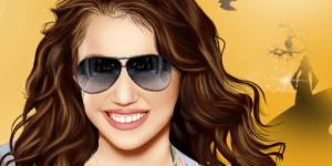 Hra - Miley Cyrus Celebrity Makeover