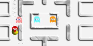 Hra - Deluxe Pacman
