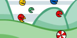 Hra - Kill the Pacman