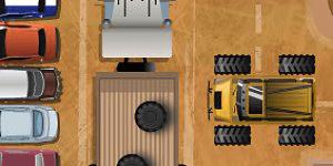 Hra - Park My Truck