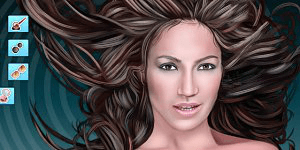 Jennifer Lopez at the Spa