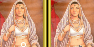 Hra - Spot the Difference: Paintings