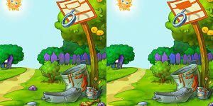 Hra - Vivid Dreams 5 Differences