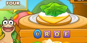 Hra - Sandwich Word