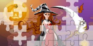 Witch Jigsaw Puzzle