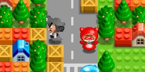 Hra - Crazy Bomberman