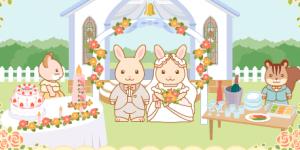 Hra - Rabbit Wedding
