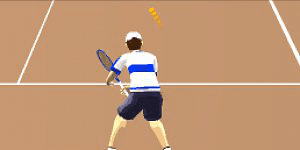 Hra - Yahoo Tennis