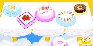 Hra - Wedding Cake Decoration