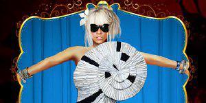 Hra - Lady Gaga Puzzle