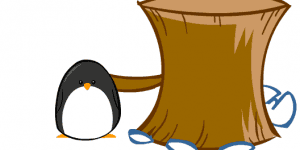 Poke the Penguin